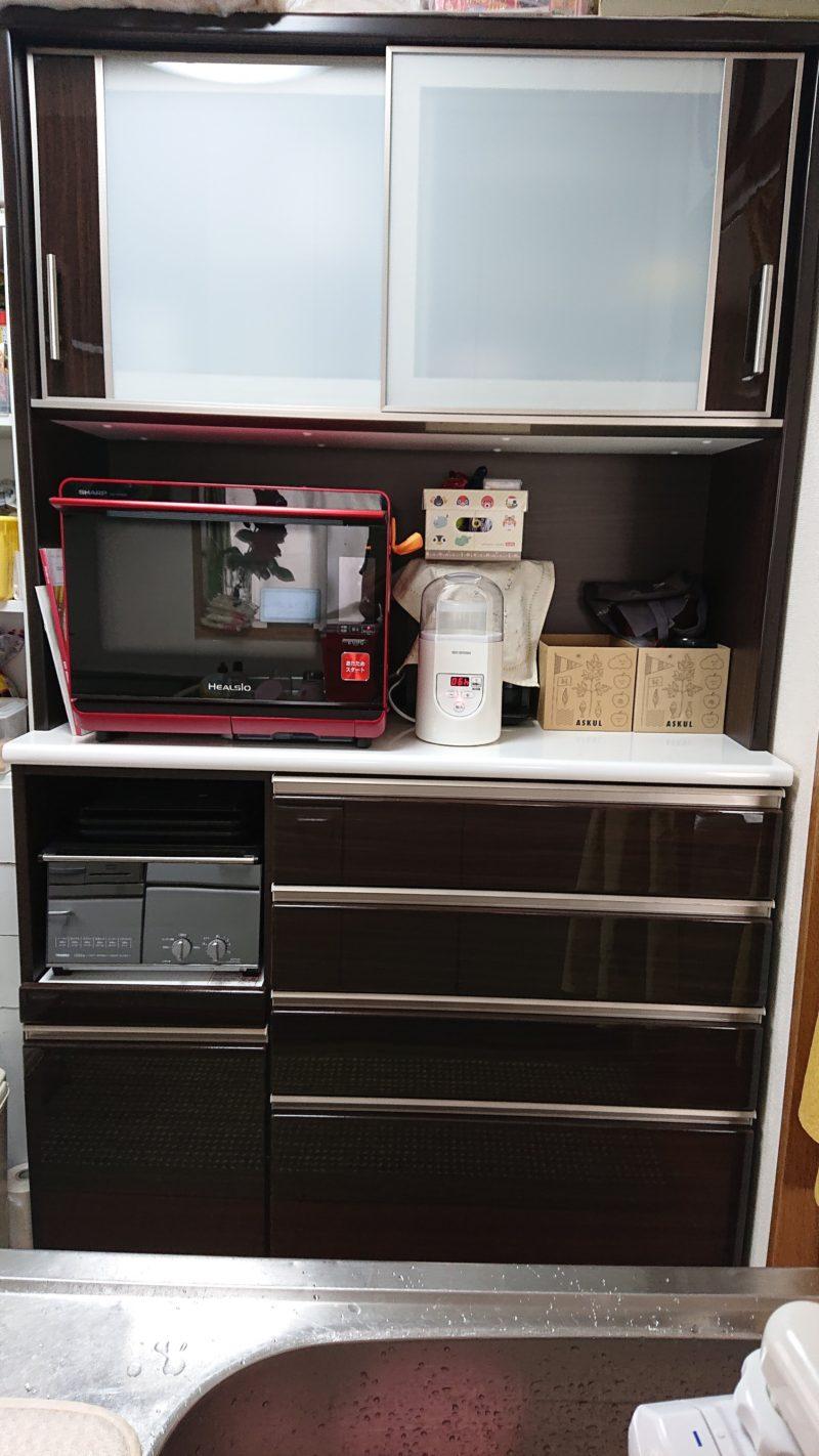 New食器棚